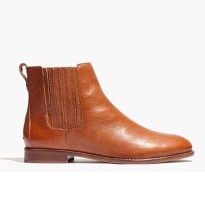 Chelsea Boots in English Saddle